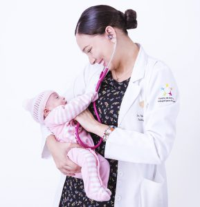 Dra. Pamela Saviñon - Bienvenido al Centro ATIN