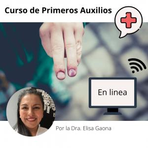 Primeros Auxilios – Curso en linea